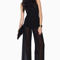 Into Night Jumpsuit