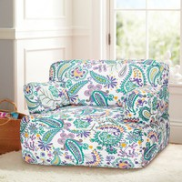Swirly Paisley Cool Eco Lounger
