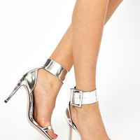 ASOS HUSHED Heeled Sandals