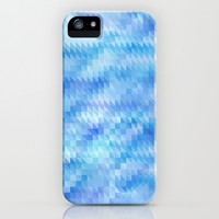 Pacific Blues iPhone & iPod Case by Catherine Holcombe