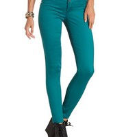 REFUGE HIGH WAIST SUPER SKINNY JEAN