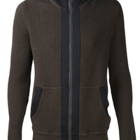 BOSS HUGO BOSS cardigan with hood