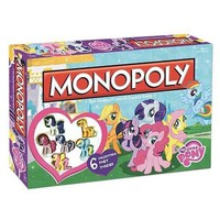 My Little Pony Collector's Edition Monopoly *Brand New Sealed*