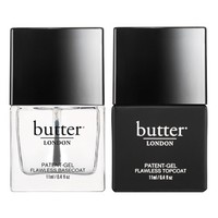 butter LONDON 'Patent Gel Top & Tails' Manicure Set | Nordstrom