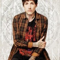 Posters: Bring Me The Horizon Poster - Sempiternal, Oli Sykes (36 x 24 inches)