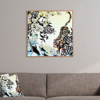 Aimee St Hill Tiger Tiger Framed Wall Art