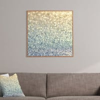 Lisa Argyropoulos Snowfall Framed Wall Art - SALE