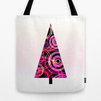 xmas P-5 Tote Bag by Pia Schneider [atelier COLOUR-VISION]
