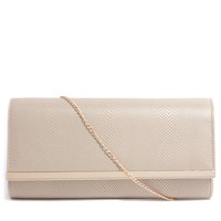 New Look SB Snake Chelsea Clutch Bag