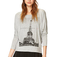 Love Paris Dolman Top