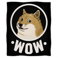 Doge: Very Blanket