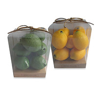 Decorative Fruit Vase Fillers (Set of 9)