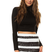 The Electric Feel Skirt