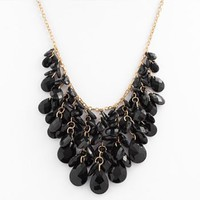 Apt. 9® Bead Bib Necklace