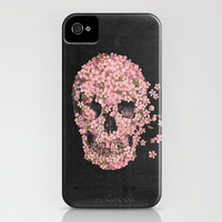 A Beautiful Death iPhone & iPod Case by Terry Fan