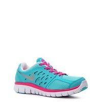 Nike Flex Run 2013 Girls Youth Running Shoe