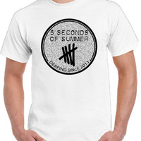 5 Seconds of Summer T-shirt - TeeeShop