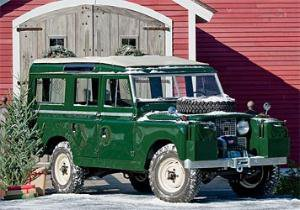 1959 Land Rover Series II Model 109 Auction -- Orvis