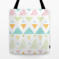 Try An Angle Tote Bag by The Cathouse