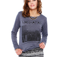 MANHATTAN NEW YORK CITY TOP