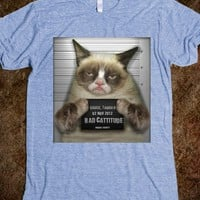 ANOTHER GRUMPY CAT SHIRT