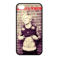 Personalized Customize Ross Lynch Silicon iPhone 4/4S Case Cover, Best Durable Ross Lynch iPhone 4/4S Case
