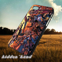 Avenger Comic,Case,Cell Phone,iPhone 5/5S/5C,iPhone 4/4S,Samsung Galaxy S3,Samsung Galaxy S4,Rubber,08/11/14/Qp