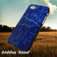 Despicable Me Rocket Concept blue print,Case,Cell Phone,iPhone 5/5S/5C,iPhone 4/4S,Samsung Galaxy S3,Samsung Galaxy S4,Rubber,11/07/7/Nt
