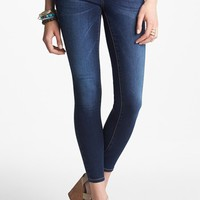 See Thru Soul 'State Beach' Skinny Jeans (Medium) (Juniors) | Nordstrom