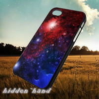 Nebula Red Blue,Case,Cell Phone,iPhone 5/5S/5C,iPhone 4/4S,Samsung Galaxy S3,Samsung Galaxy S4,Rubber,11/07/15/Jk