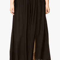 Desert Nights Maxi Skirt w/ Belt