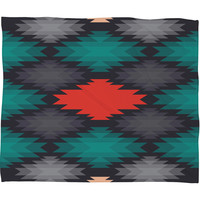 Gabi Like Water Fleece Throw Blanket