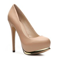 Obsession Rules Lexie Platform Pump