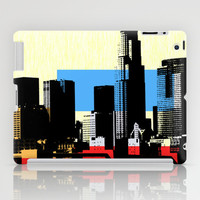 Los Angeles iPad Case by Amy Smith - ColorScape