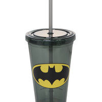 DC Comics Batman Logo Acrylic Travel Cup