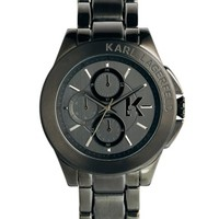 Karl Lagerfeld Black Watch KL1401