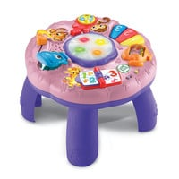 LeapFrog Animal Adventure Learning Table - Pink
