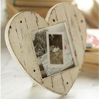 Heart Frame - Pottery Barn