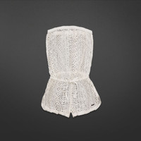 Zoe Sheer Lace Romper