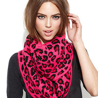 Betsey Johnson Scarf, Pretty Kitty Infinity Loop