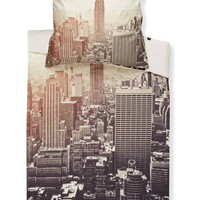 Herding NEW YORK - Bed linen - beige - Zalando.co.uk