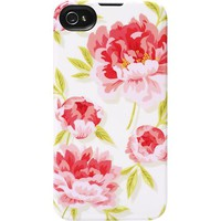Agent18 - Case for Apple® iPhone® 4 and 4S - Vintage Floral