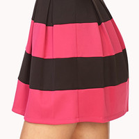 Sophisticate Pleated Skirt