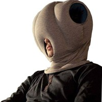 Ostrich Pillow Car Pillow Office the Nap Pillow Travel Pillow Airplane Nod Off To