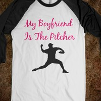 My Boyfriend Is The Pitcher