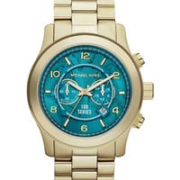 Michael Kors Watch Hunger Stop Oversized 100 Series Watch