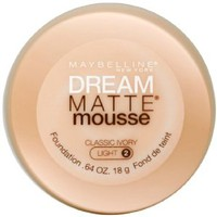 Maybelline Dream Matte Mousse Foundation Foundation Makeup