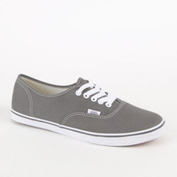 Vans Authentic Lo Pro Pewter Sneaker at PacSun.com