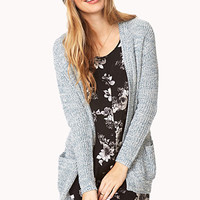 Day-Off Marled Cardigan