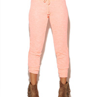 Burnout French Terry Sweatpant | Wet Seal